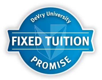 Fixed Tuition Promise Badge